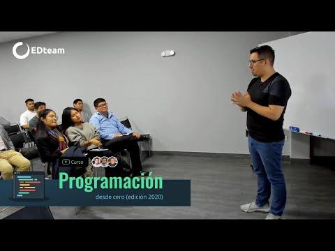Curso PROGRAMACIN DESDE CERO (01) - Qu es la programacin?
