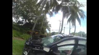 Video: Officer Blames Williams for Fatal Crash