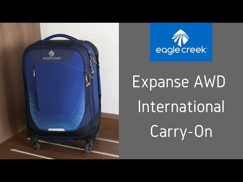 Eagle Creek Expanse AWD International Carry-On- Tested & Reviewed