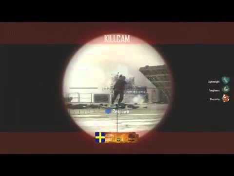 My Spetsnaz class and Prestige Achievement in Black Ops II