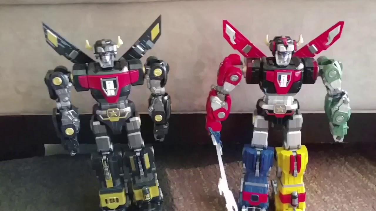 Voltron lion force toys