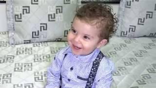 Рожден ден на малкият принц Калчо 1 годинка Full HD
