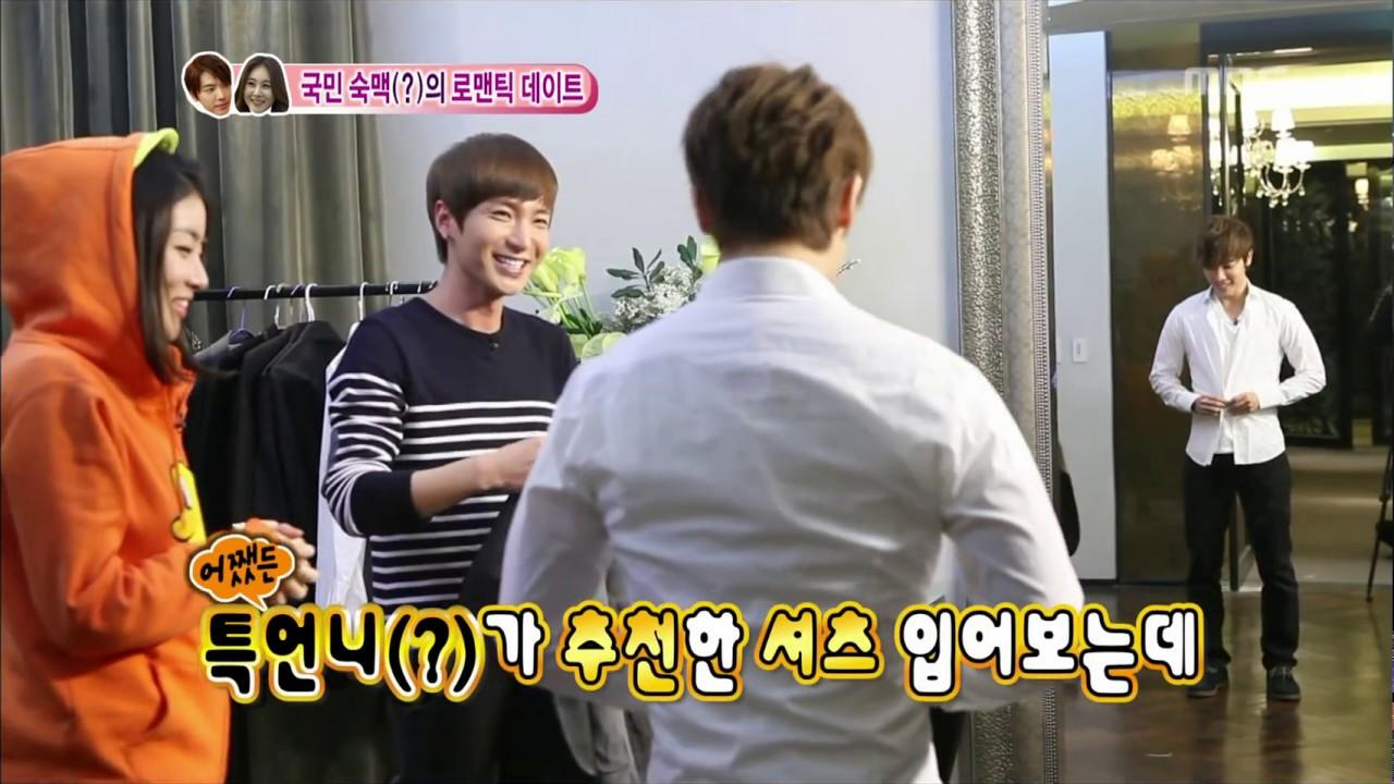 Donghae and eun seo really hookup
