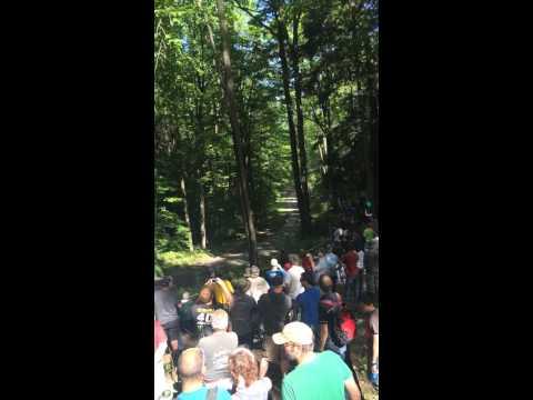 Fetela/jozwiak rally Pennsylvania 2014 STPR waste management