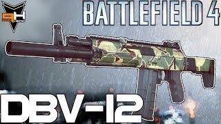 DBV-12 Reseña Battlefield 4 Guía de Armas ( PizzaHead )