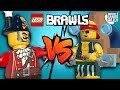 LEGO BRAWL - Gameplay Part 2 - Pirate Captain VS Ninjago Ninga (Apple Arcade)