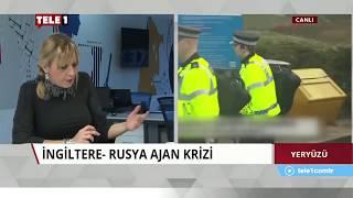 Yeryüzü – Ceyda Karan & İbrahim Varlı & Çağlar Tekin (15 Mart 2018) | Tele1 TV