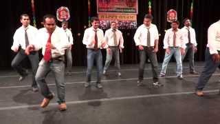 COMA onam 2013 pista dance