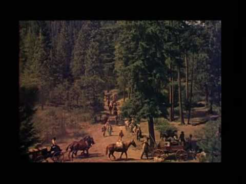 The Hanging Tree Movie Theme Song By Marty Robbins