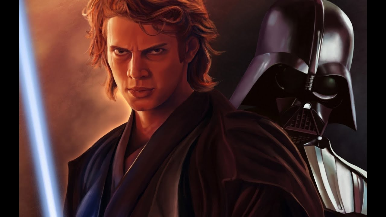 Resultado de imagem para Darth Vader Anakin skywalker