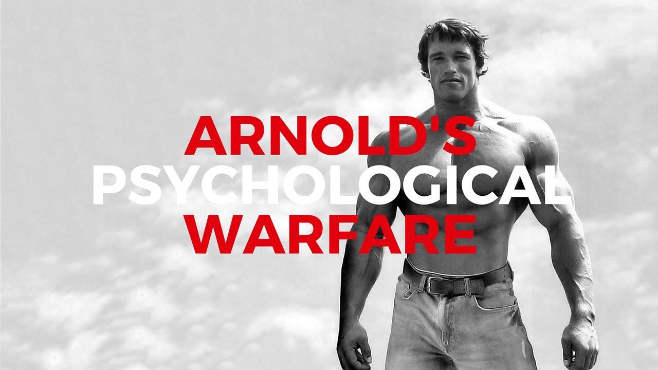 Arnold schwarzenegger psychological warfare youtube arnold schwarzenegger psychological warfare malvernweather Gallery