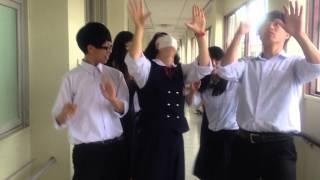2012年10月4日in高田高校3年2組