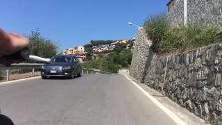 Elba 2016: Climbing from Morcone to Capoliveri, part II
