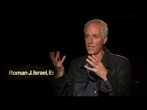 Writer/Director Dan Gilroy on process, outlines, and breaking all the rules for Roman J Israel, Esq