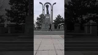 Shadow Boxing with Alin Cîmpan