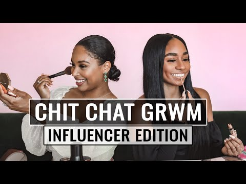 GRWM + INFLUENCER Q&A w/Jessica Acy!-- Creating Content, Getting Started & More!!!   JaLisaEVaughn thumbnail