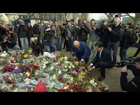 Polícia holandesa não descarta motivações terroristas