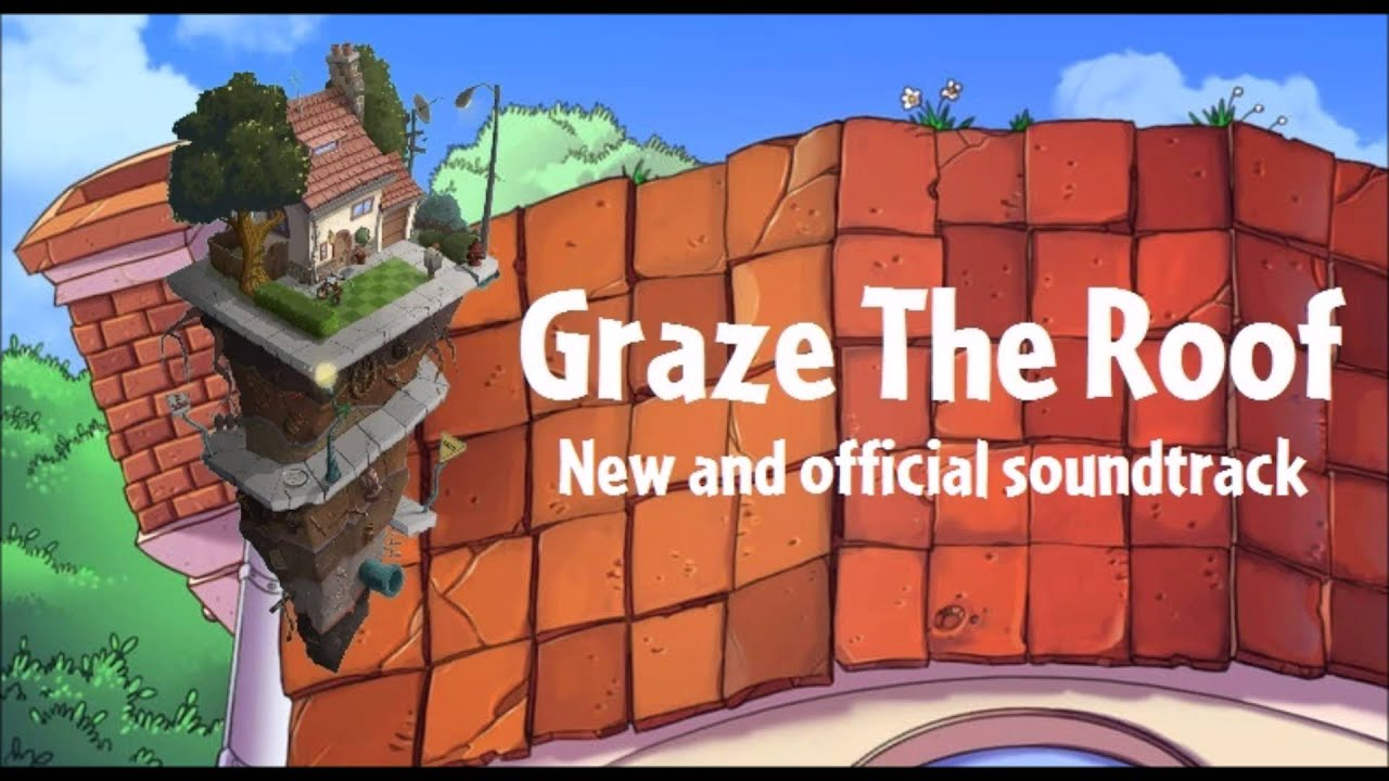Pvz 2 Modern Day Mid Wave B Graze The Roof Non Beta