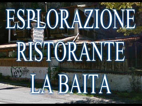 Esplorazione ristorante, birreria ,la baita Induno Olona /Valganna