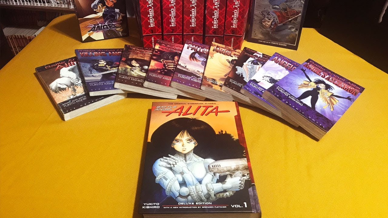 Gaiden: Battle Angel Alita Deluxe Edition Review and