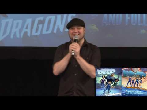 Tom Taylor on Comic Culture