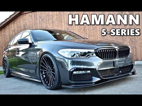 HAMANN BMW 5-Series (G30) - YouTube