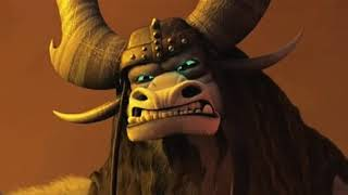 #3 Кай против Война Дракона ( Кунг - фу панда 3)