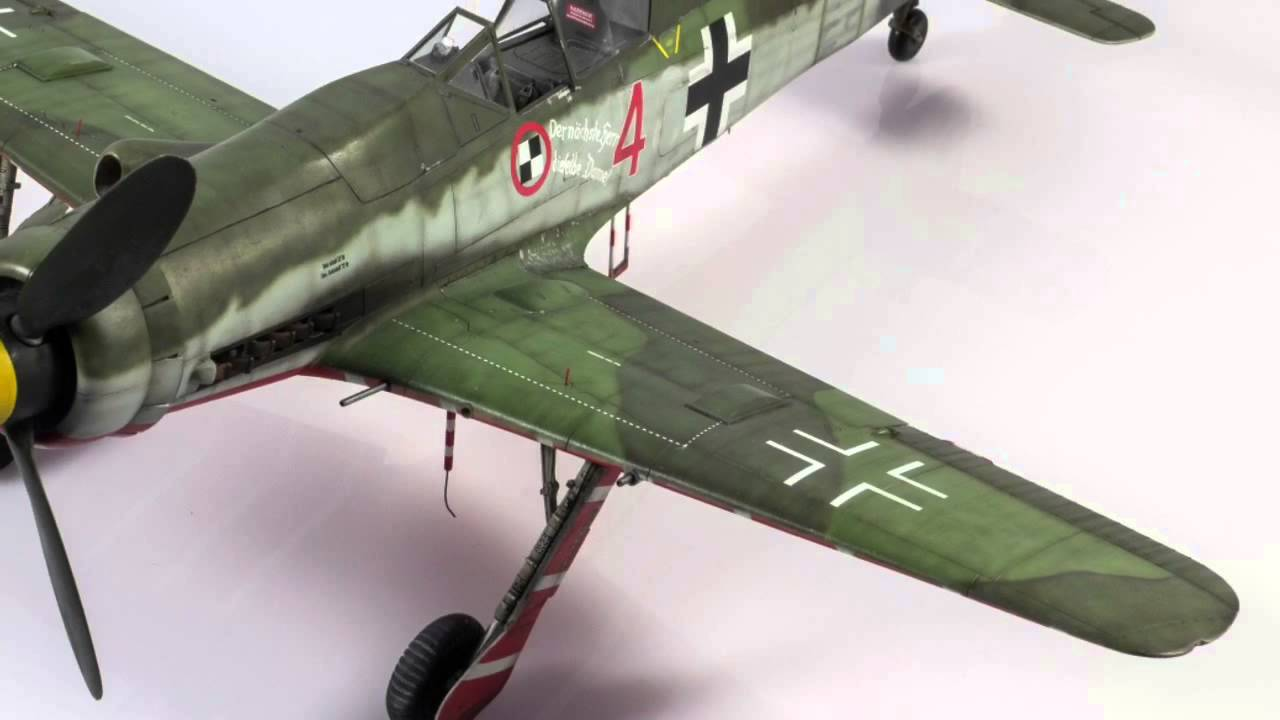 ��i-9�d_Fw190D11Red4-YouTube