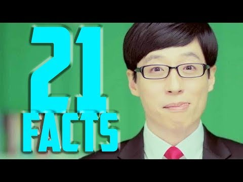 21 Things You Need To Know About Yoo Jae Suk