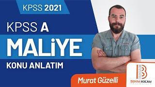 74) Murat GÜZELLİ - Türk Vergi Sistemi / Veraset ve İntikal Vergisi - XVI - (2021)