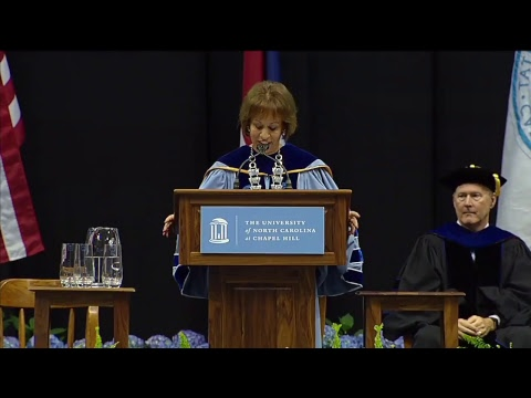 2017 Doctoral Hooding Ceremony | UNC-Chapel Hill