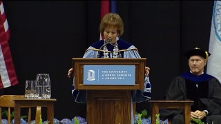 2017 Doctoral Hooding Ceremony | UNC-Chapel Hill thumbnail