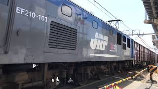 EF210-103 貨物列車 北方貨物線にて 2017/08/06