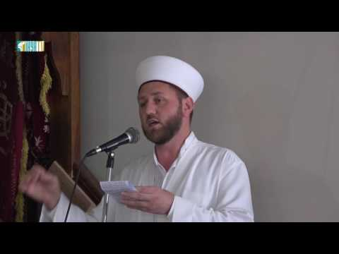 Sümbül Efendi Camii İmam Hatibi İbrahim YILDIRIM - Hutbe (22 Temmuz 2016 Cuma)