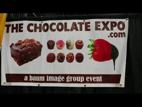 THE CHOCOLATE EXPO @ NEW JERSEY CONVENTION CENTER ON 3 11 2018