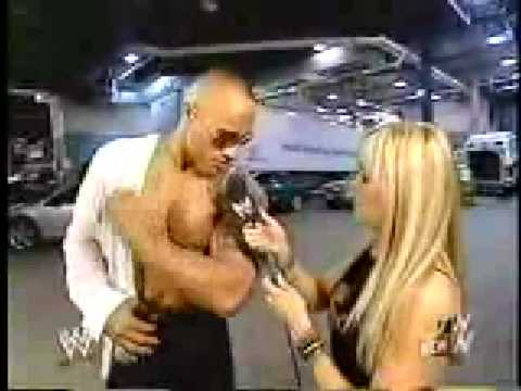The Rock And Lillian Garcia Interview