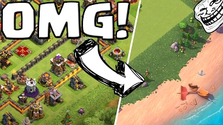 OMG! WAS IST DAS?! UNTER 200 POKALEN || CLASH OF CLANS || Let's Play CoC [Deutsch German HD]