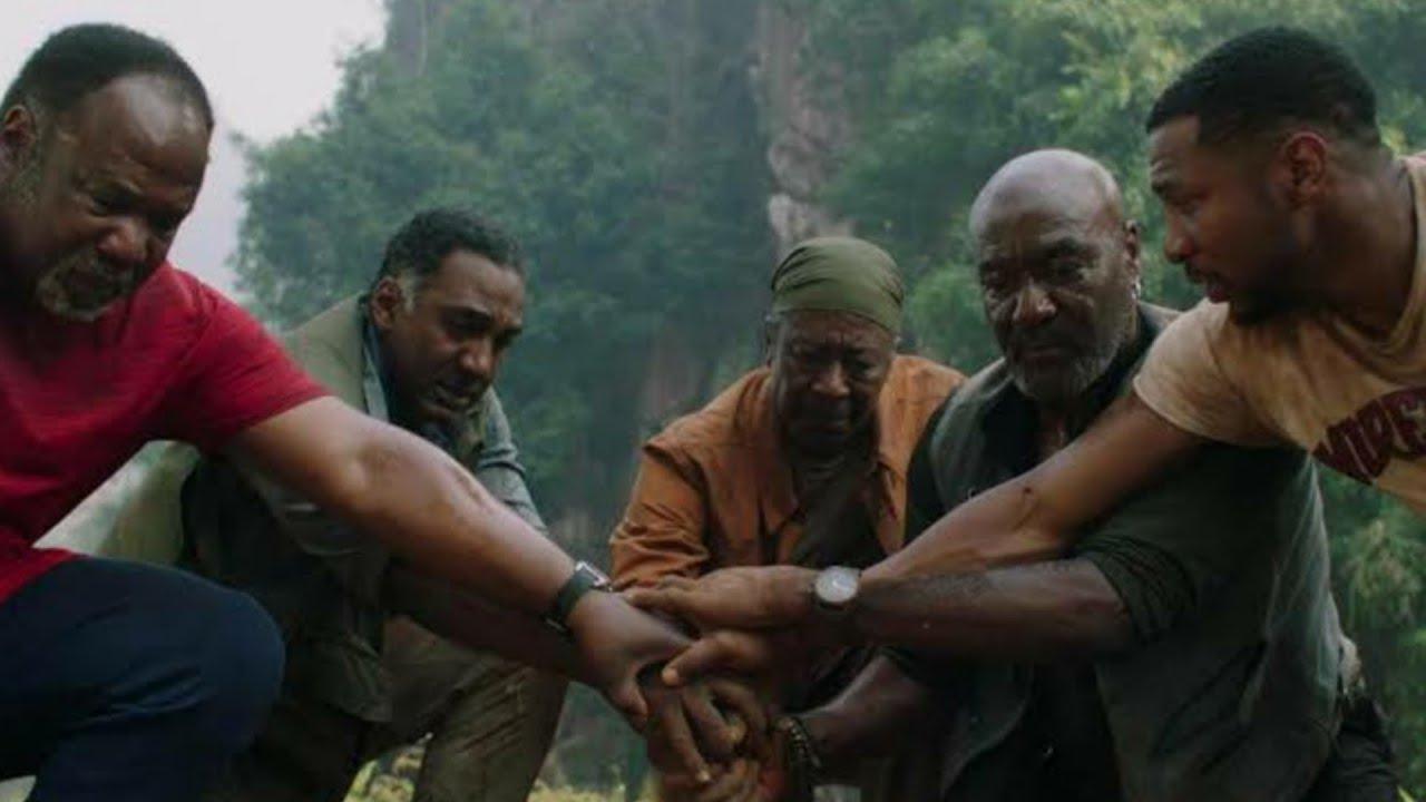 Da 5 Bloods É MUITO BOM - Melhores filmes da Netflix - Crítica do filme