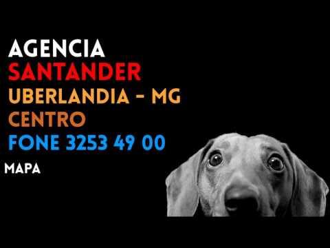✔ Agência SANTANDER em UBERLANDIA/MG CENTRO - Contato e endereço