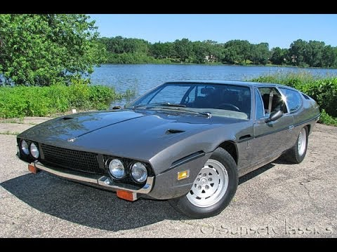 Permalink to Lamborghini Espada For Sale