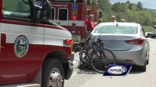 man struck on i 93 while fixing bike rack
