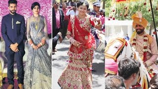 IPL 2017 Life Facts Cricketer Ravindra Jadeja Wedding Album IPL 10