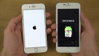 iphone 6 vs goophone i6 which is faster 4k