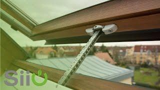Fakro ZWS230 Kettenantrieb - Fensteröffner mit Z-Wave an Fibaro HC2 | SmartHome Blog