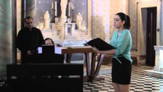 Bist du bei mir - Raíssa Amaral & Maria App. Mahle