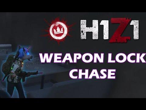 h1z1 kotk weapon lock