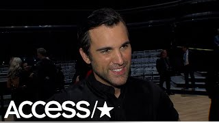 'DWTS' Juan Pablo Di Pace Gets A 24: 'We Knew We Were Going To Take A Hit' On Our Score This Week