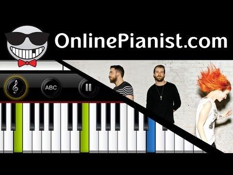 Paramore  Aint It Fun  Piano Tutorial & Sheets Easy Version