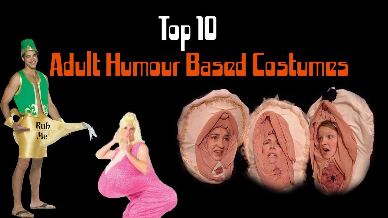Adult costume halloween humorous