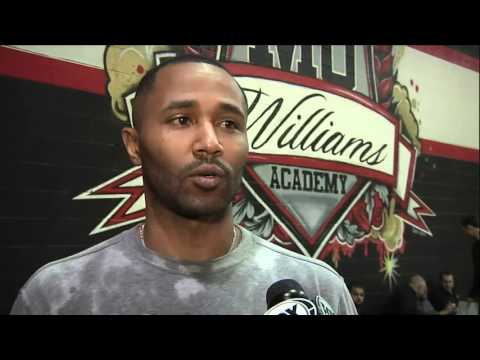 A look inside the Mo Williams Academy